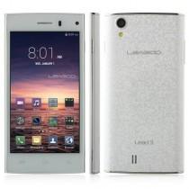 "Smartphone 4.5"" Quad Core 1,3 GhZ  Camara de 5 Mpx Dual Sim Leagoo Lead 3"