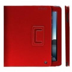 FUNDA PARA TABLET  ROJAS  iPad/iPad 2
