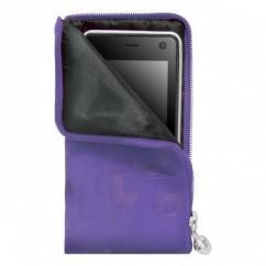 FUNDA VAMP con cierre violeta Pequeno E52/6303