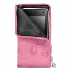 FUNDA VAMP con cierre rosa Pequeno E52/6303