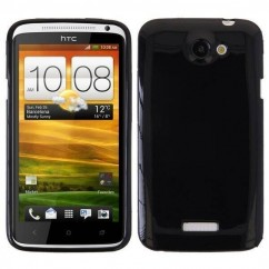 JELLY CASE  HTC One X (G23/S720e) BLACK