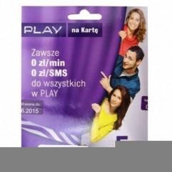 TARJETA DE INICIO PLAY 5 Darmo w Play