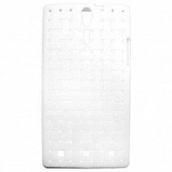 "BACK CASE ""COAT"" SONY XPERIA S (LT26i) blanco"