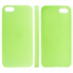 "CARCASA TRASERA ""SLIM""  iPhone 5 VERDE"