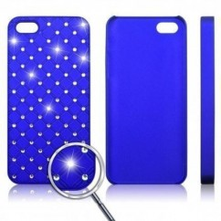 "HARD CASE ""ZIRCONIA"" SONY XPERIA SP (C53060) azul"