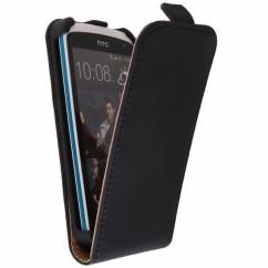 FUNDA VERTICAL SLIM MATT HTC DESIRE 500 cal. II