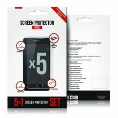 KIT DE 5 PROTECTORES DE PANTALLA HTC ONE (M8)