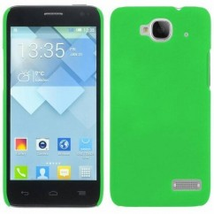 "CARCASA TRASERA ""COBY"" ALCATEL One Touch Idol Mini  verde"