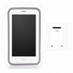ARM BAND 2 iPhone 5/5s/5c/XPERIA J blanco (BLISTER)