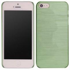 FUNDA METÁLICA iPhone 5/5s verde
