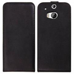FUNDA VERTICAL  SLIM  HTC ONE 2014 (M8)