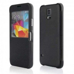 FLIP CASE  MAGNETIC SAMS.i8190 S3 Mini negro