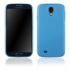 "BACK CASE ""FITTY MILK"" SAMS.i9500 S4 azul"