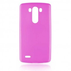"BACK CASE ""FITTY"" LG G3 (D855) rosa"