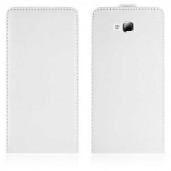 FUNDA VERTICAL FLEXI LG L9 II (D605) blanca