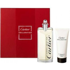Set Cartier Déclaration Mujer EDT 100 ml + Gel