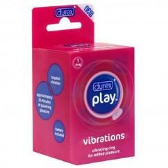 Durex Play Vibrations Anillo Vibrador