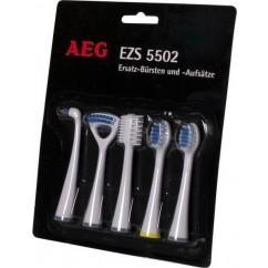 AEG Recambio 5 uds. Cepillo EZS 5502