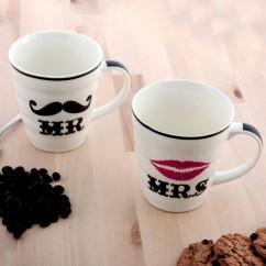 Tazas Mr & Mrs (New Design)