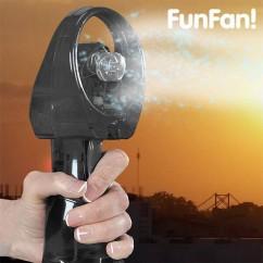 OUTLET Ventilador-Pulverizador Portátil FunFan (Sin Embalaje)