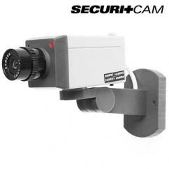 OUTLET Cámara de Vigilancia Simulada Securitcam (Sin Embalaje)