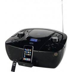 AEG Radio CD con conexión IPOD SR 4329