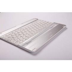 Teclado para Samsung Galaxy Tab 3 Español Bluetooth 3.0 Aluminio