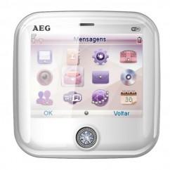 AEG Teléfono Móvil QX582 Glamour 2