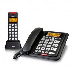 Switel Combo Teléfono Senior DC 682 C