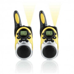 Brondi Walkie-Talkie FX100 TWIN amarillo