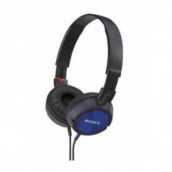 Sony Auriculares de diadema MDR-ZX300L Negro/Azul
