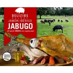 Jamón de Jabugo Ibérico de Bellota con Embutidos Ibéricos