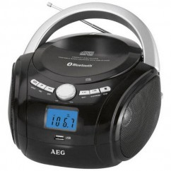 AEG Radio CD/MP3/USB/BT SR4348