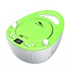 Radio CD MP3 Beats & Go Altavoces