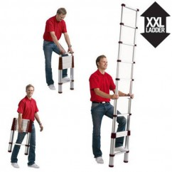 Escalera Telescópica Plegable XXL Ladder